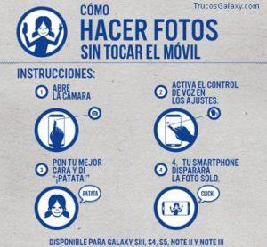 Galaxy fotos