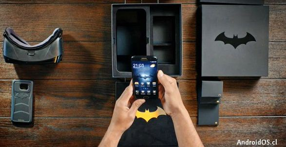Samsung batman
