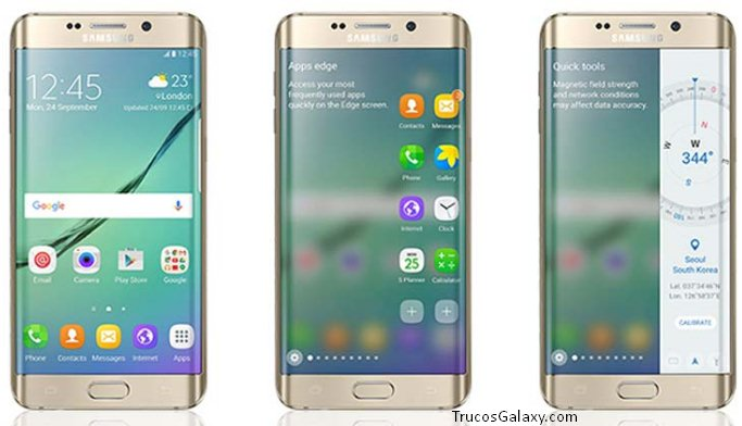 android 6.0 galaxy s6 chile