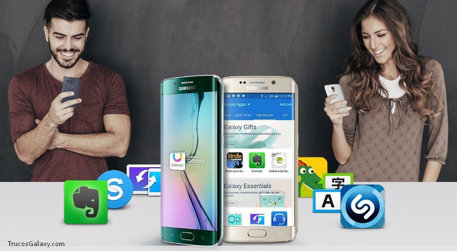 galaxy apps