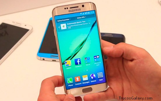 modo demo o venta galaxy s6