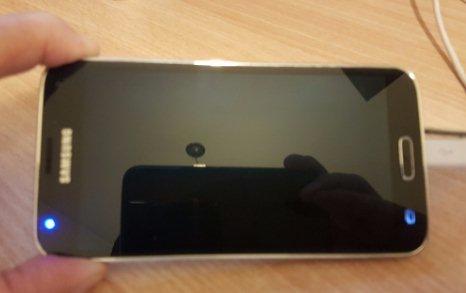samsung pantalla no funciona