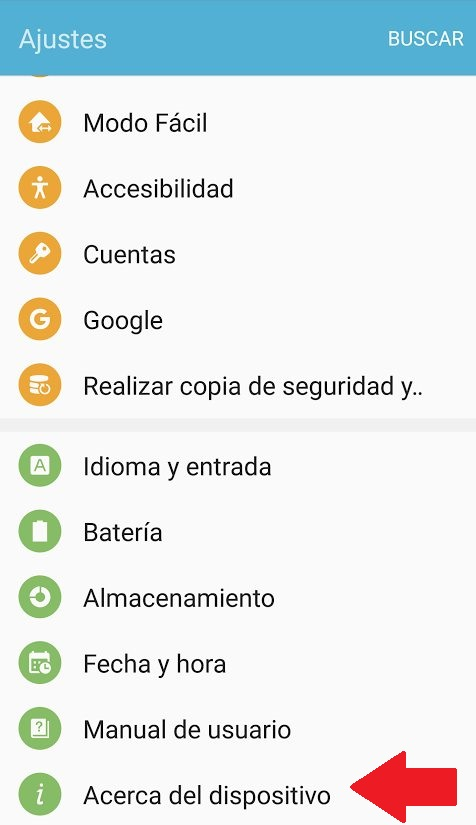 actualizar samsung android 6.0