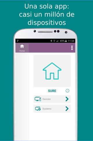 control remoto universal para tv con android