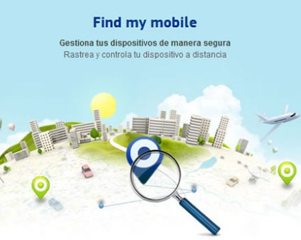 find my mobile s6