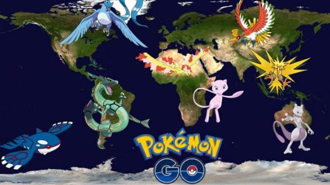pokemon go mundial