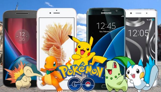 pokemon go sin giroscopio-acelerometro
