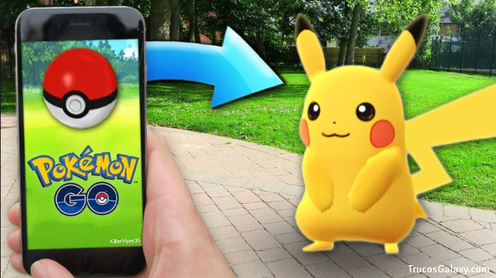 atrapar a pikachu pokemon go