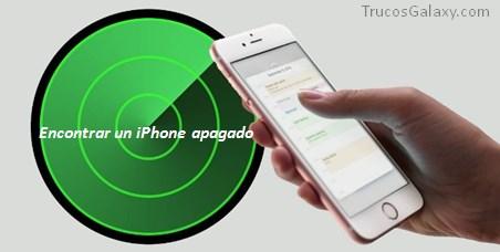localizar iphone apagado gratis