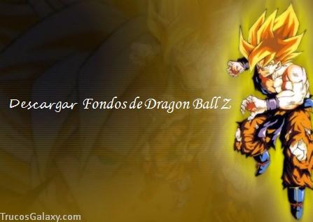 descargar fondos de pantalla animados de dragon ball super