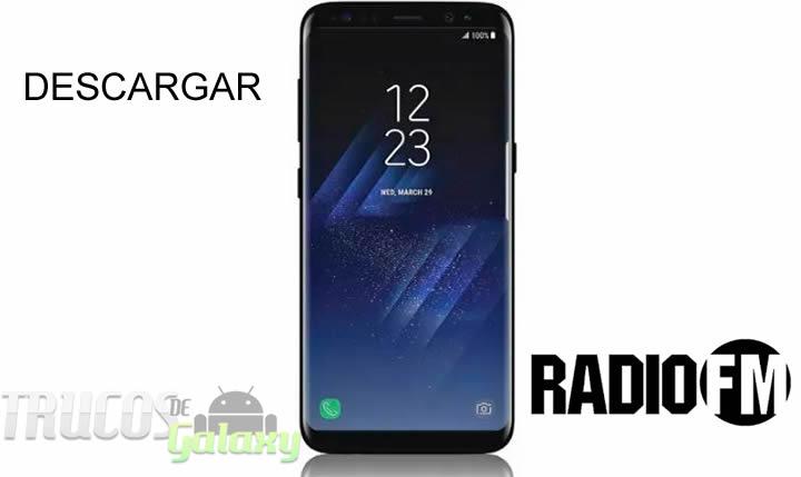 Samsung Galaxy S8 Radio