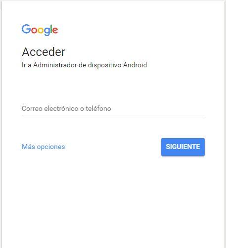 Cómo localizar un móvil robado o perdido (Android Device Manager)