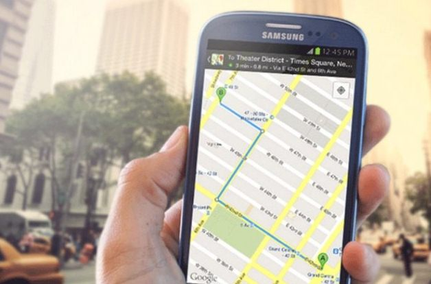 como ubicar un celular samsung j7