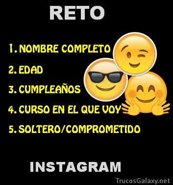 Retos Para Instagram Stories Trucos Galaxy
