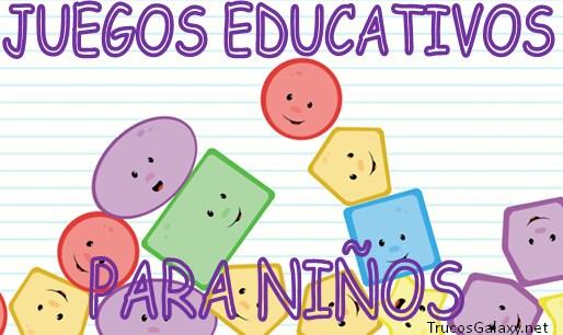 Los Mejores Juegos Educativos Para Ninos Trucos Galaxy