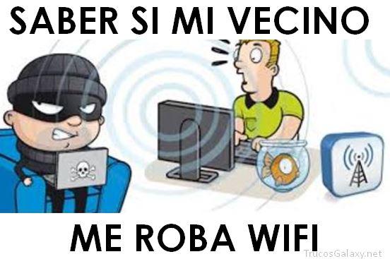 Inhibidor de señal wifi | como saber si se estan robando mi wifi