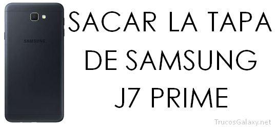 como abrir carcasa samsung j5