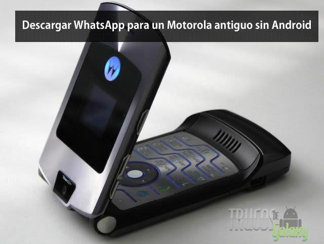 descargar whatsapp para celular lg viejo