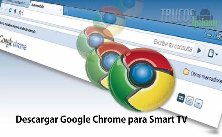 descargar google chrome para smart tv bgh