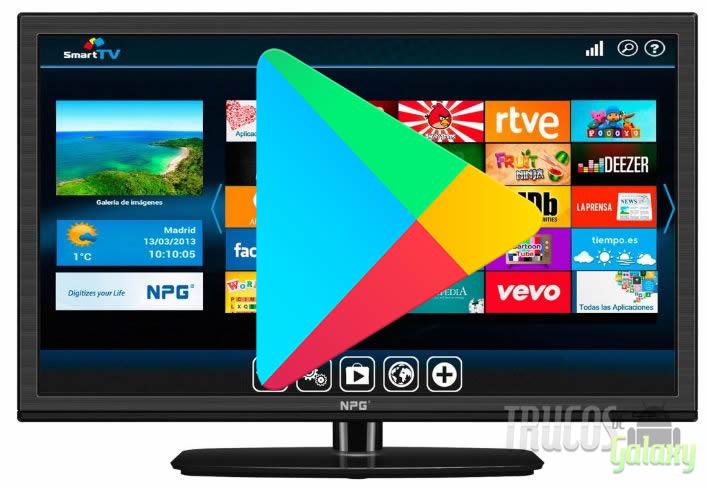 Descargar Play Store para Smart TV Marca Hisense | Mira ...