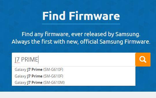 descargar firmware samsung j7 prime sm-g610m unefon