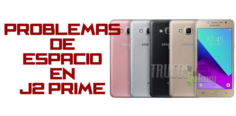 Samsung Galaxy J2 Prime Cómo Tener Mas Espacio De Memoria