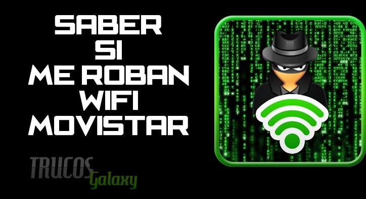 Bloquear wifi movistar - como saber que me roban wifi