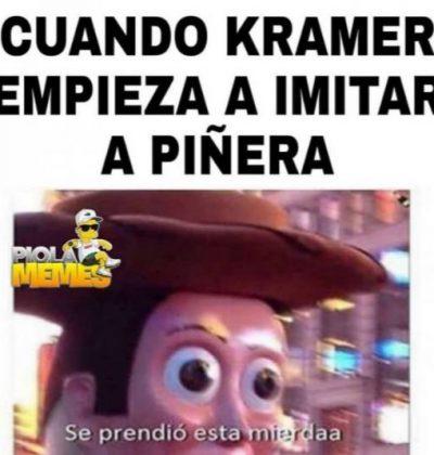 memes de kramer festival de viña 2020