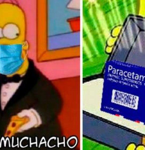 memes corona virus chile