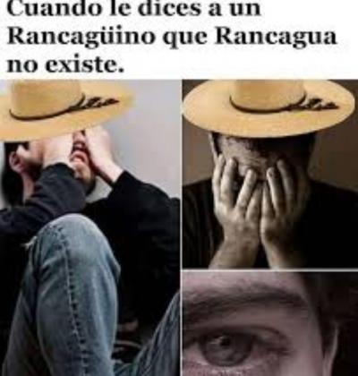 rancagua no existe meme